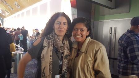 At the Toronto International Film Festival (TIFF) Sep 2017